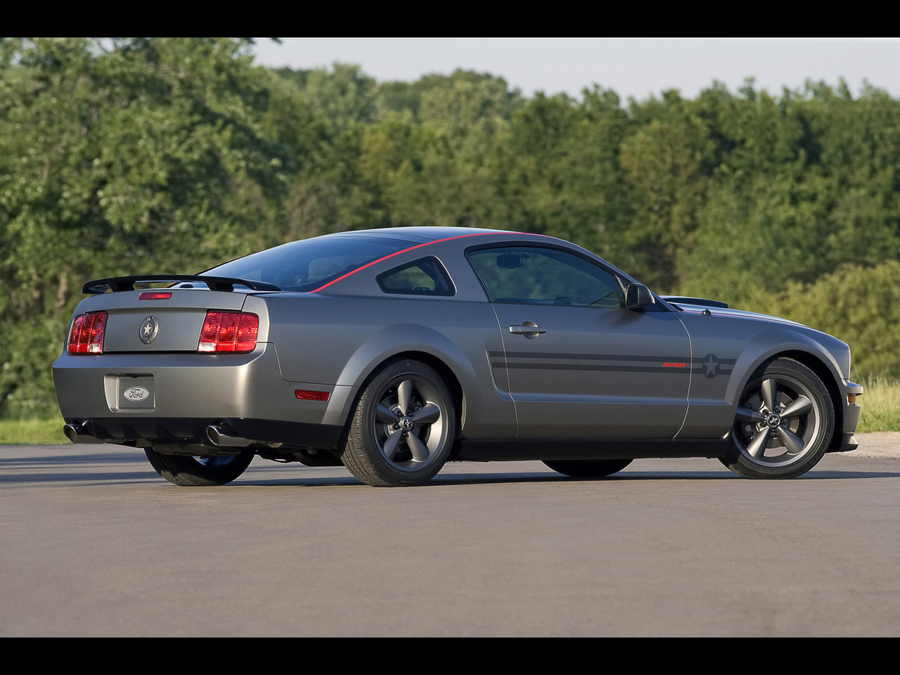 2009 Ford Mustang #5