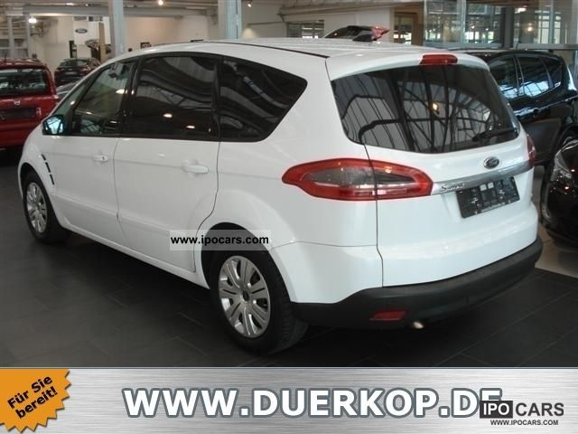 2011 Ford S-Max #13
