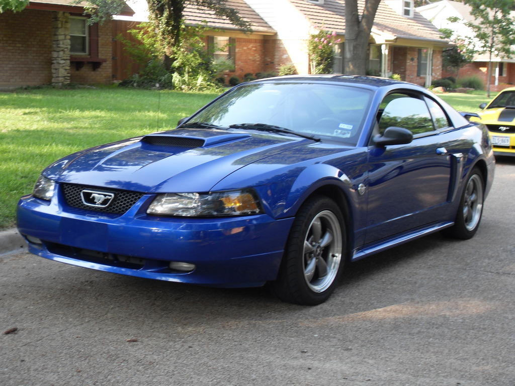 2004 Ford Mustang #13