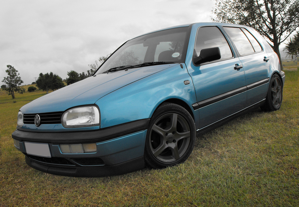 1996 Volkswagen Golf #6