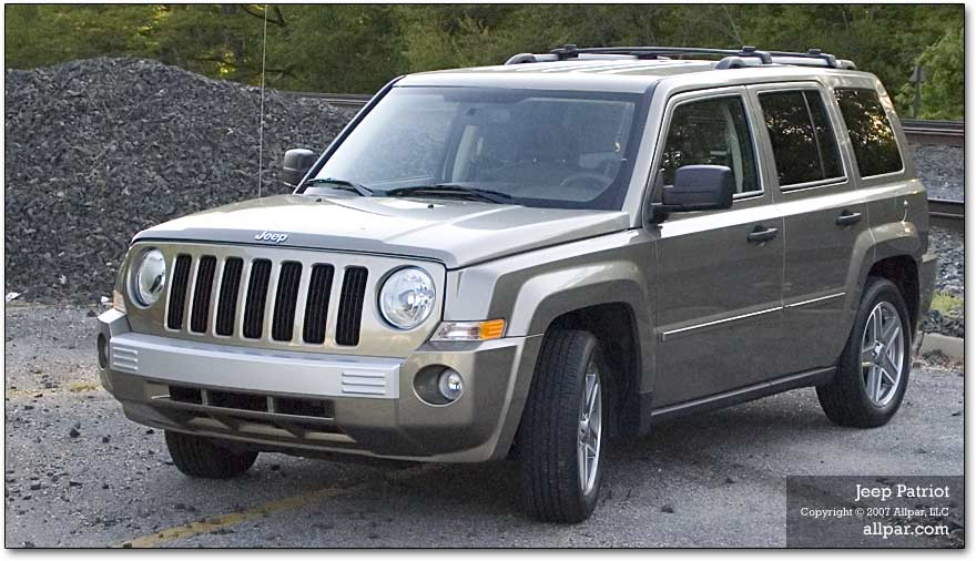 2008 Jeep Patriot #5