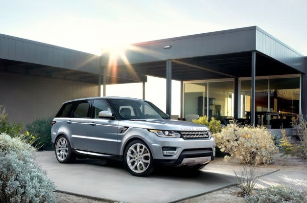 2013 Land Rover ALL-NEW Range Rover #7