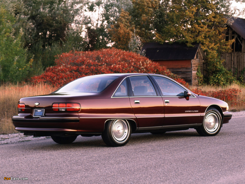 Chevrolet Caprice Wallpapers on 1993 Chevy Impala