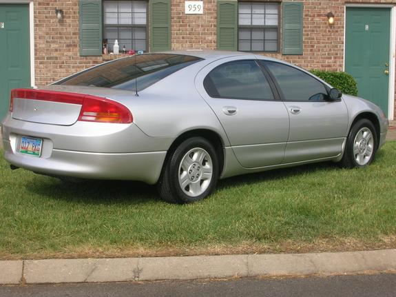 2002 Dodge Intrepid #12