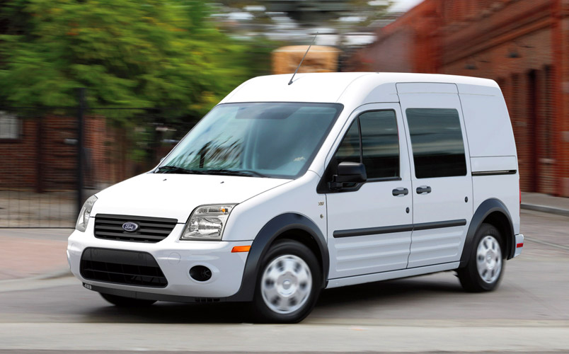 Ford Transit Connect #9