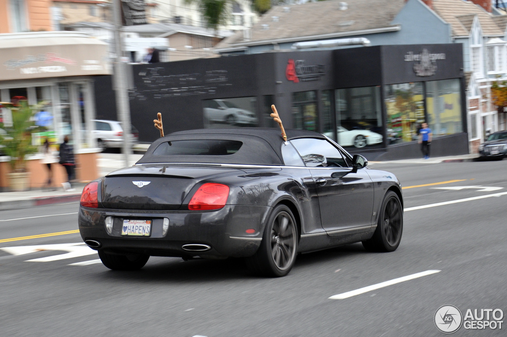 2011 Bentley Continental Gtc Speed #7