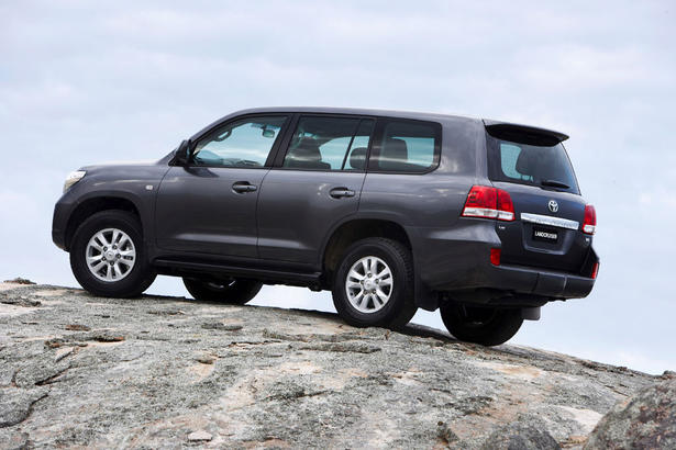 2008 Toyota Land Cruiser #10