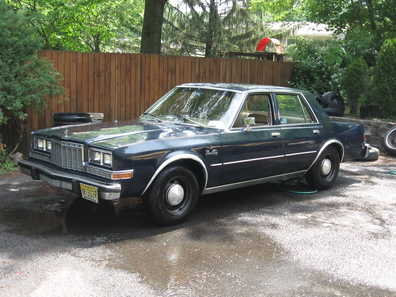 1985 Plymouth Gran Fury #12