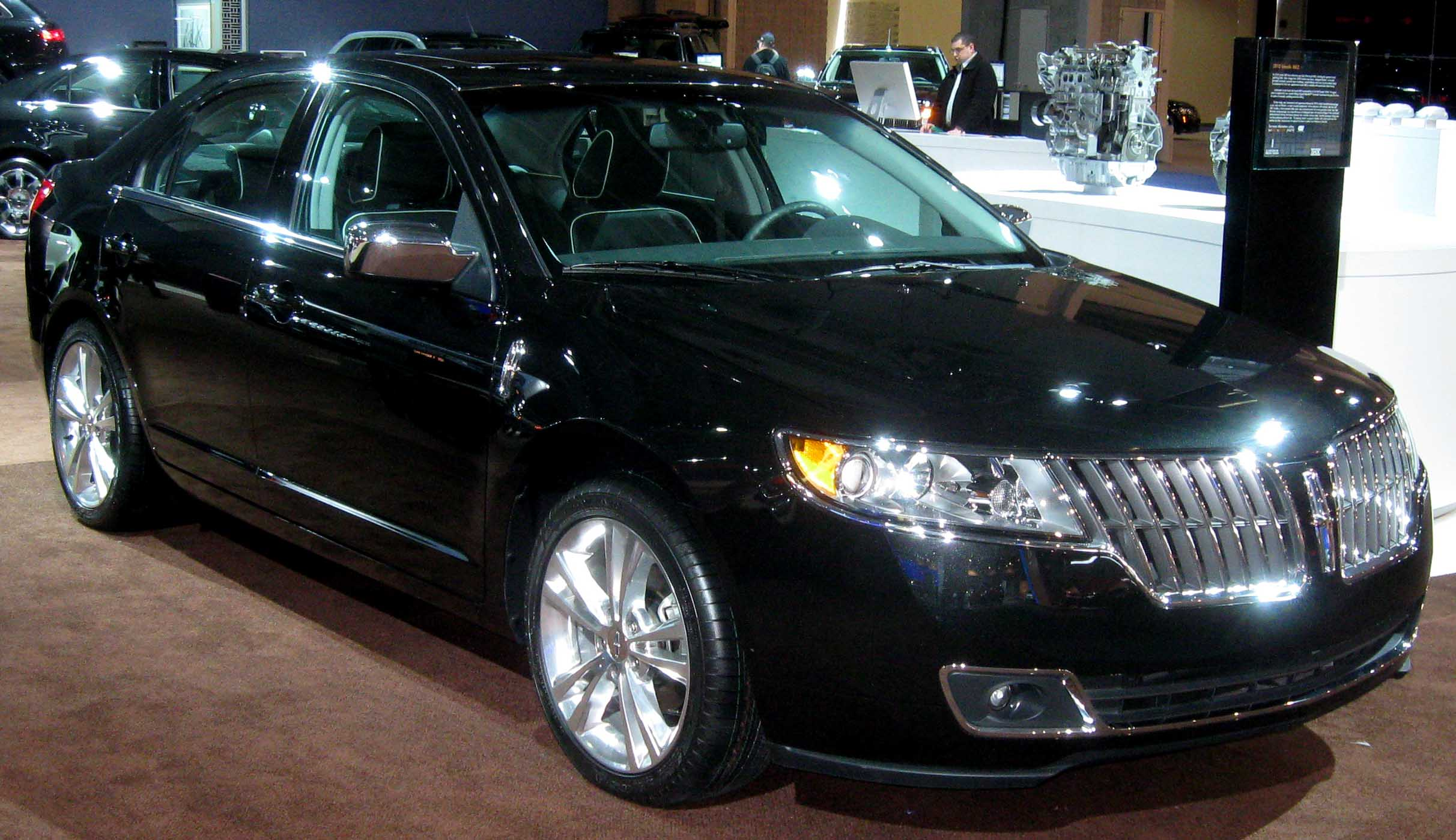 2010 Lincoln Mkz #14