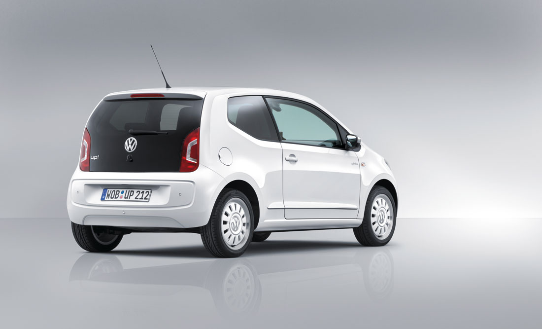 2012 Volkswagen Up #1