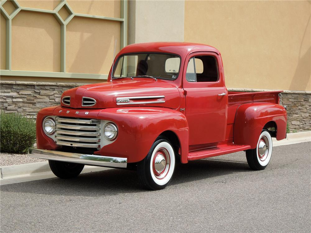 1949 Ford F #5