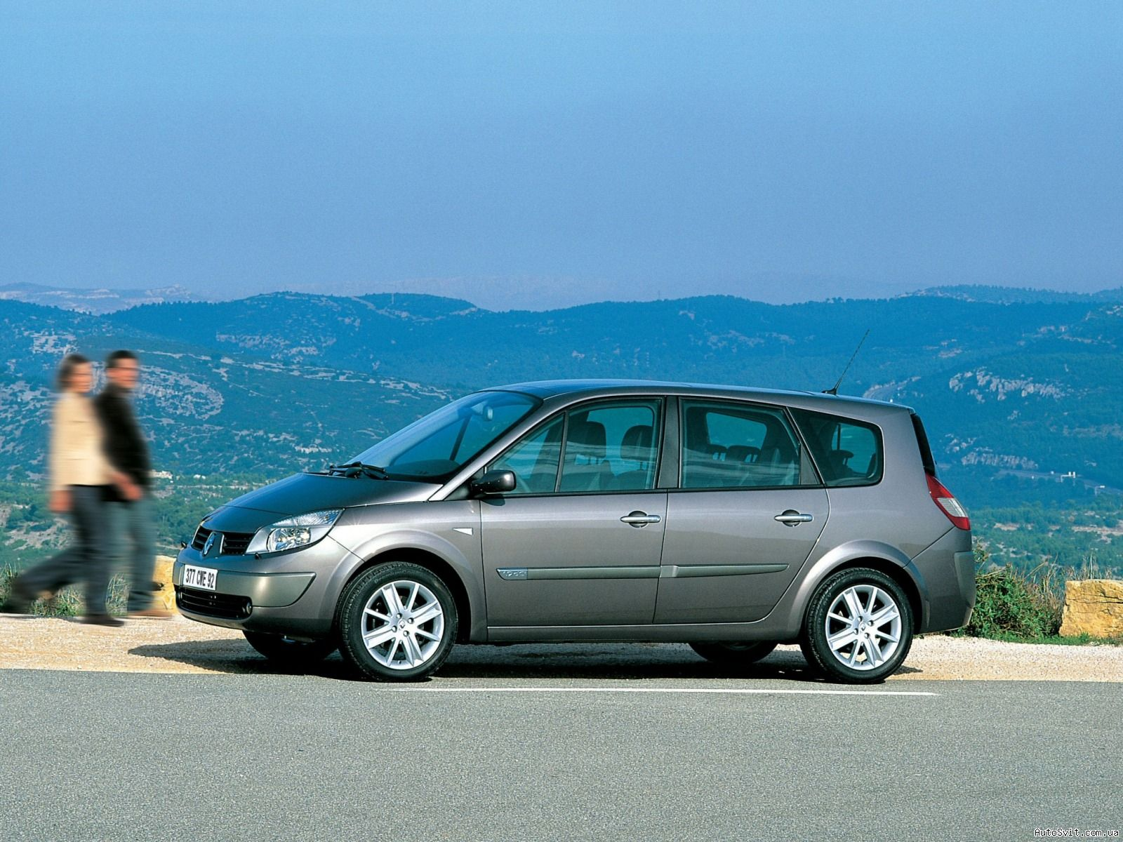 2003 renault scenic ii photos informations articles. Black Bedroom Furniture Sets. Home Design Ideas