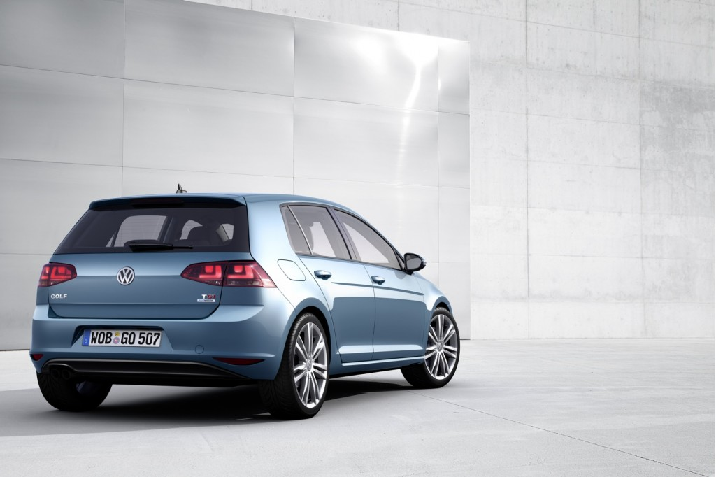 2014 Volkswagen Golf #4