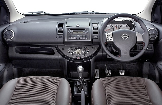 2006 Nissan Note #6