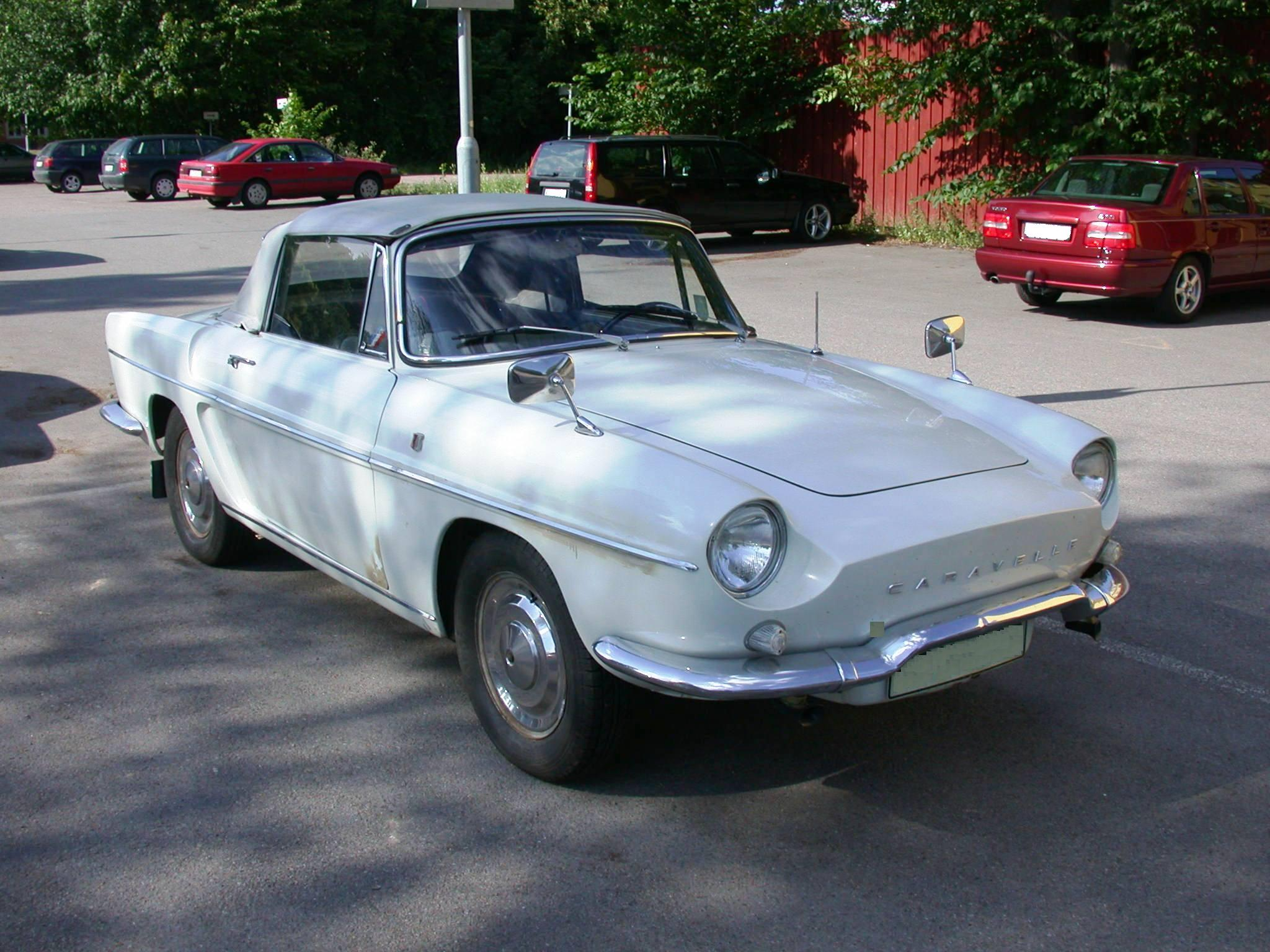 1962 Renault Caravelle #4
