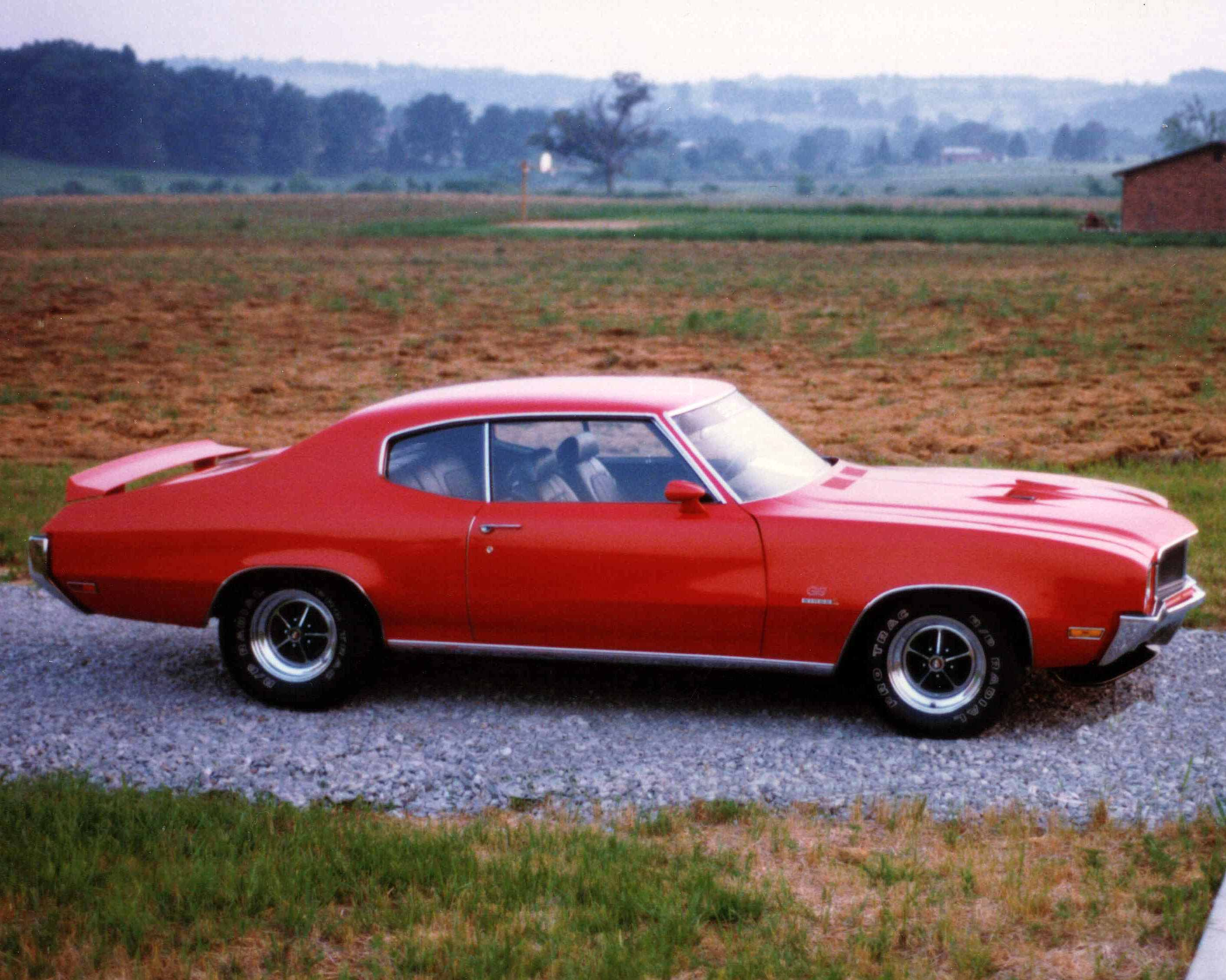 1972 Buick GS #6