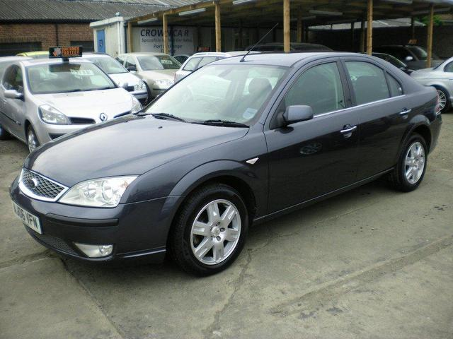 2006 Ford Mondeo #13