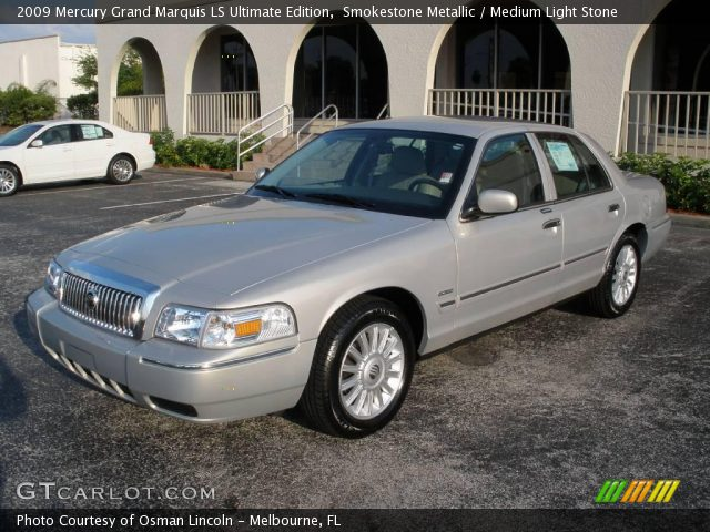 2009 Mercury Grand Marquis #7