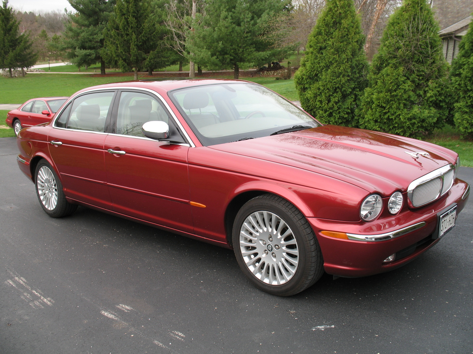 2007 Jaguar Xj-series #15