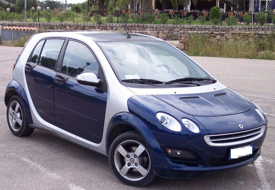 2006 Smart ForFour #12