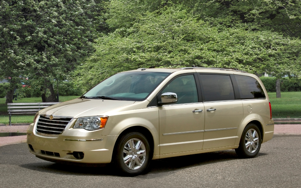 Chrysler Grand Voyager #15