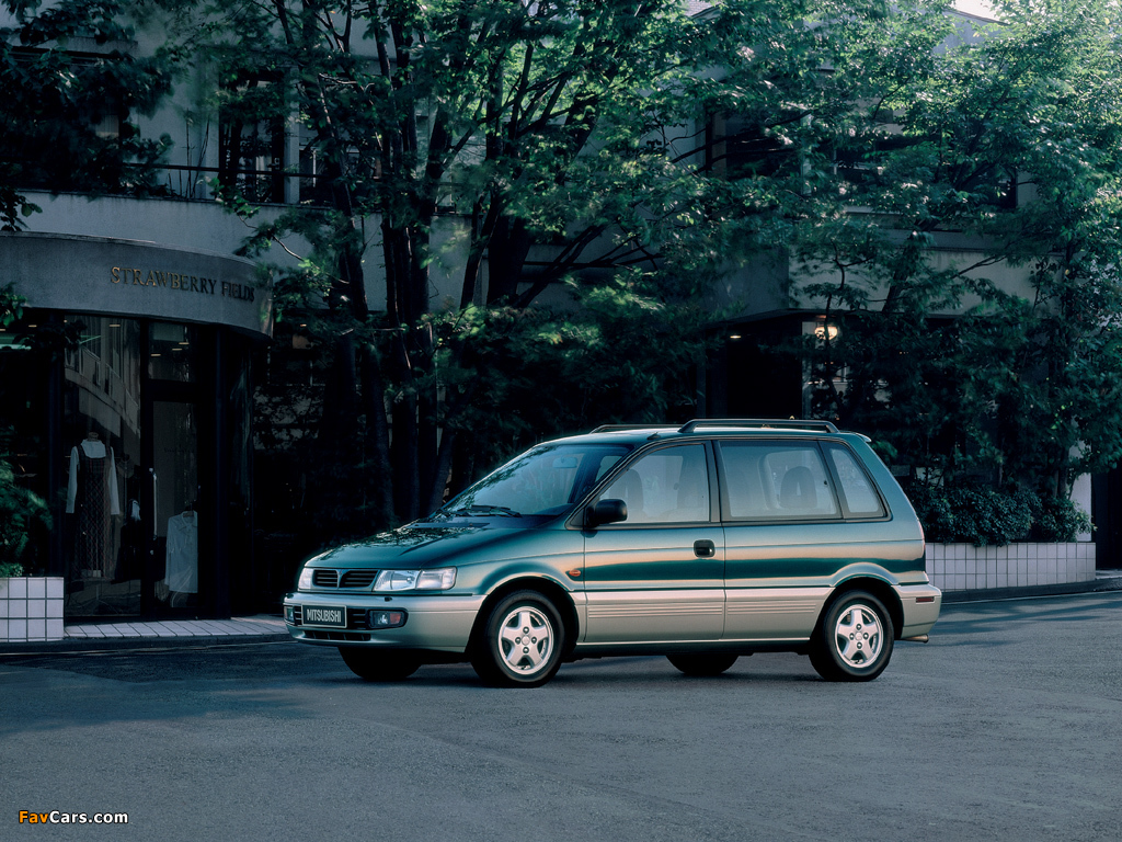 1995 mitsubishi space runner photos informations articles. Black Bedroom Furniture Sets. Home Design Ideas