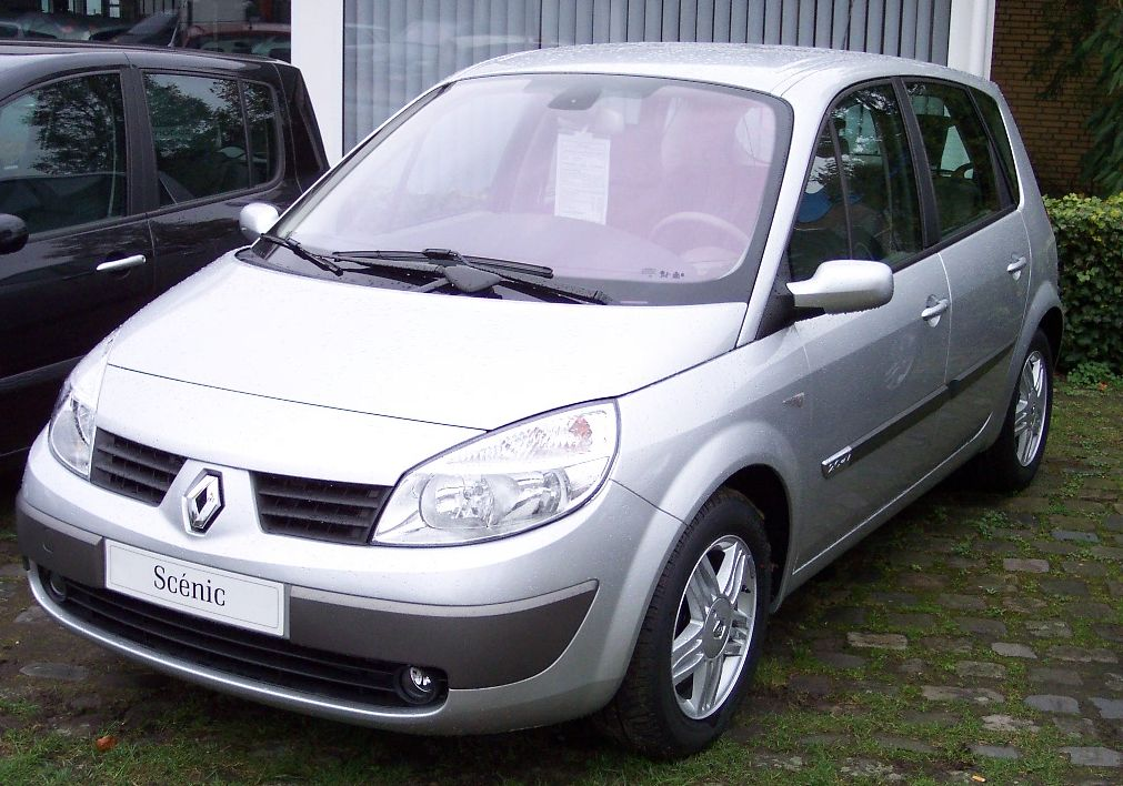 renault scenic photos informations articles. Black Bedroom Furniture Sets. Home Design Ideas