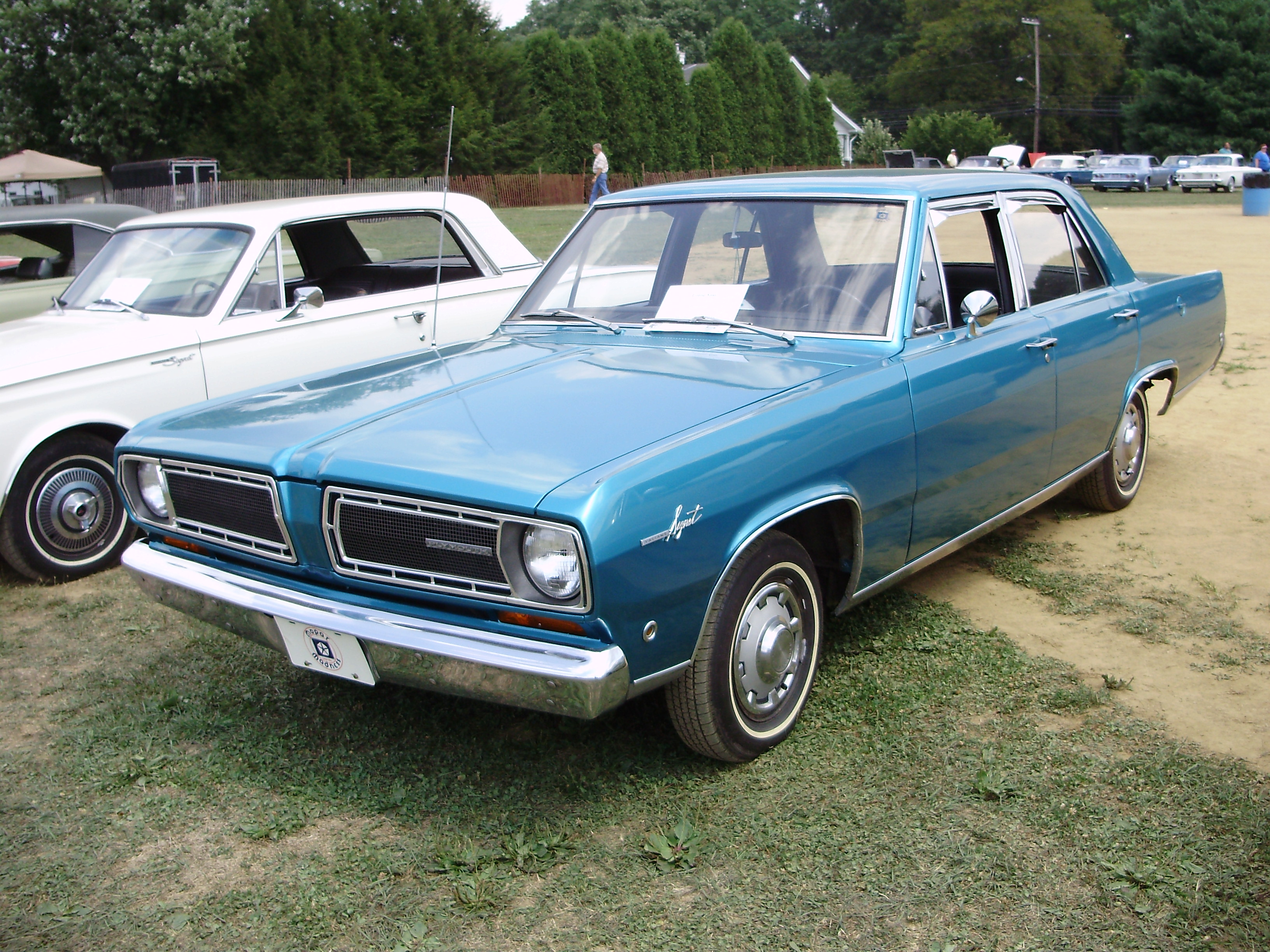 Plymouth Valiant #10