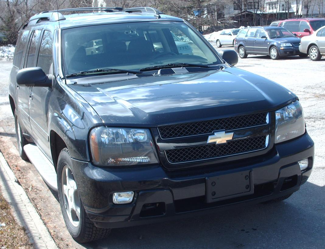 2006 Chevrolet Trailblazer #9