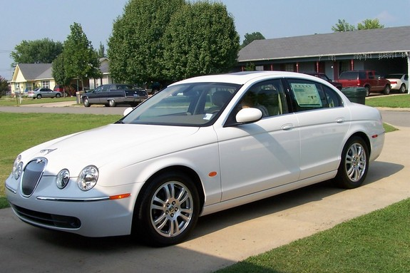 2005 Jaguar S-type #7