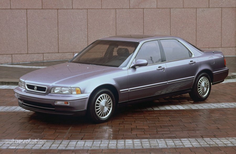 Acura Legend #6