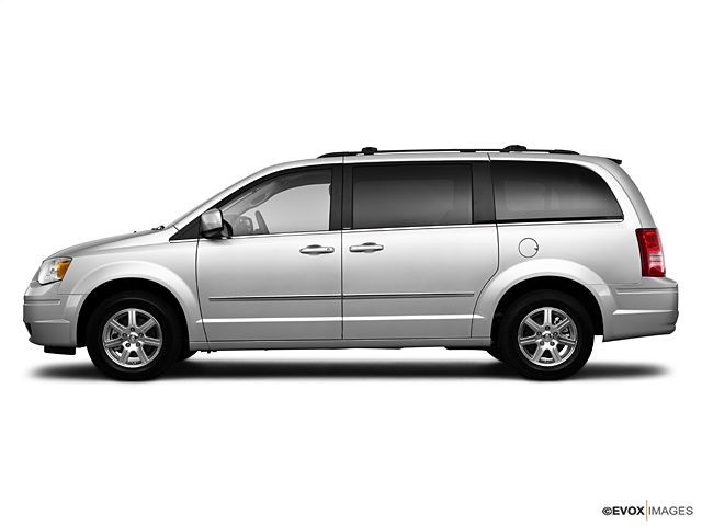 2010 Chrysler Town And Country #13