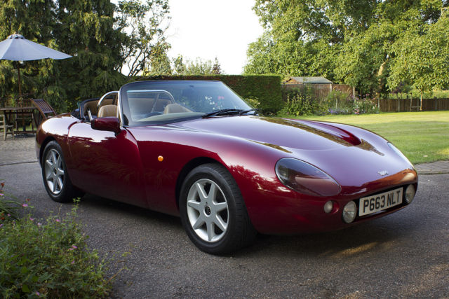 1997 TVR Griffith #10