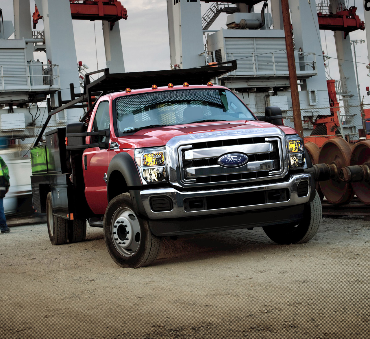 2011 Ford F-450 Super Duty #12