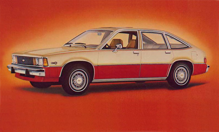 1980 Chevrolet Citation #6