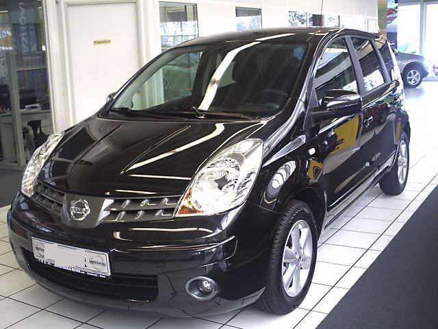 2008 Nissan Note #14
