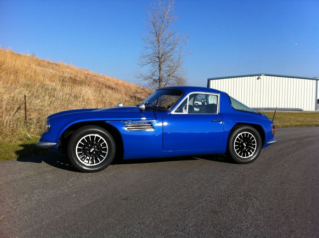 1969 TVR Tuscan #13