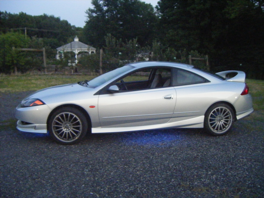 2000 Ford Cougar #10