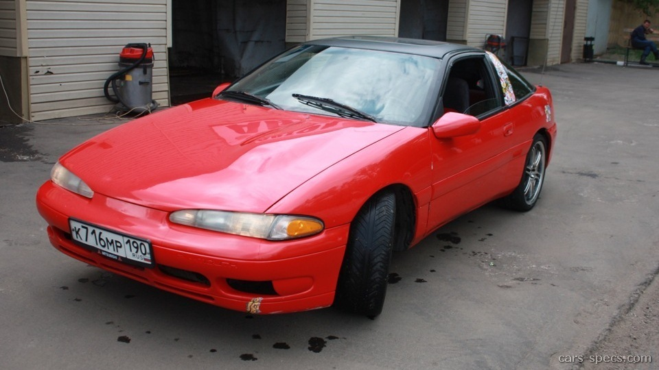1994 Plymouth Laser #5