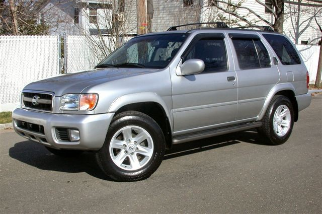2004 Nissan Pathfinder Photos Informations Articles