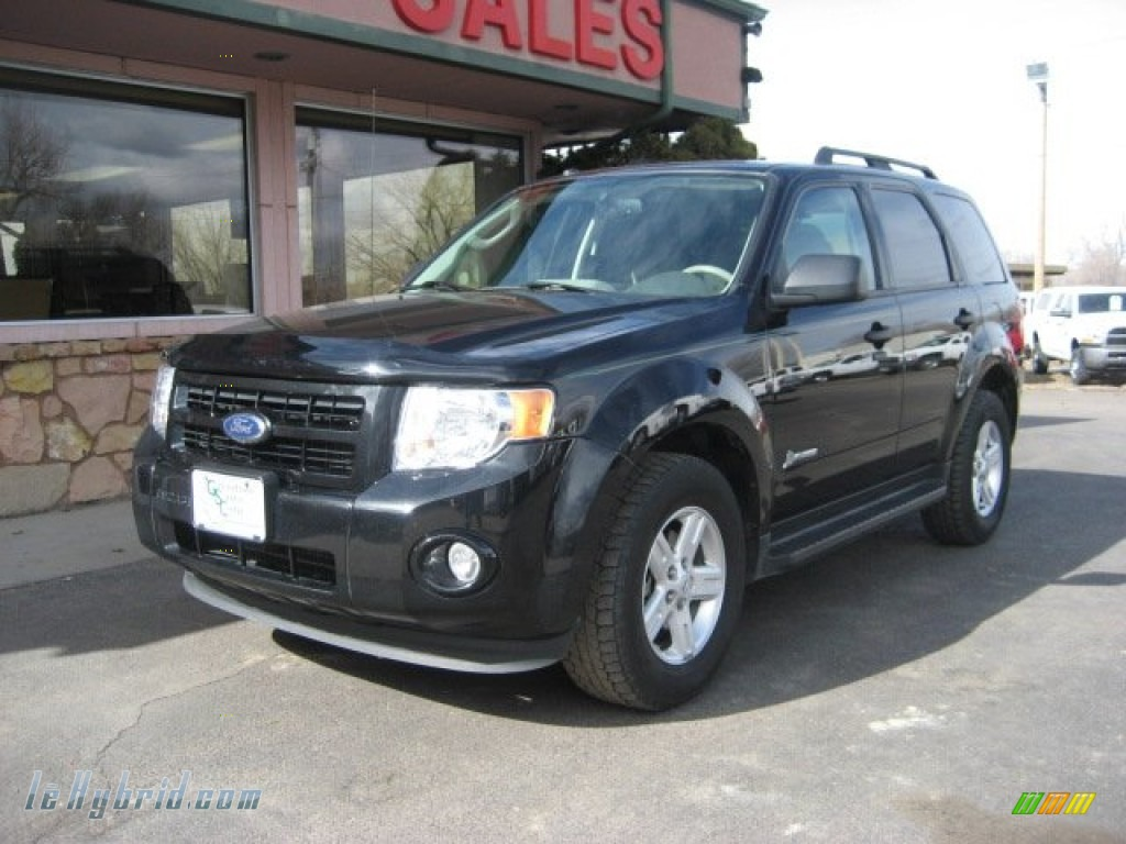 2011 Ford Escape Hybrid #13