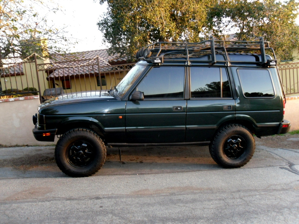 1995 Land Rover Discovery #5