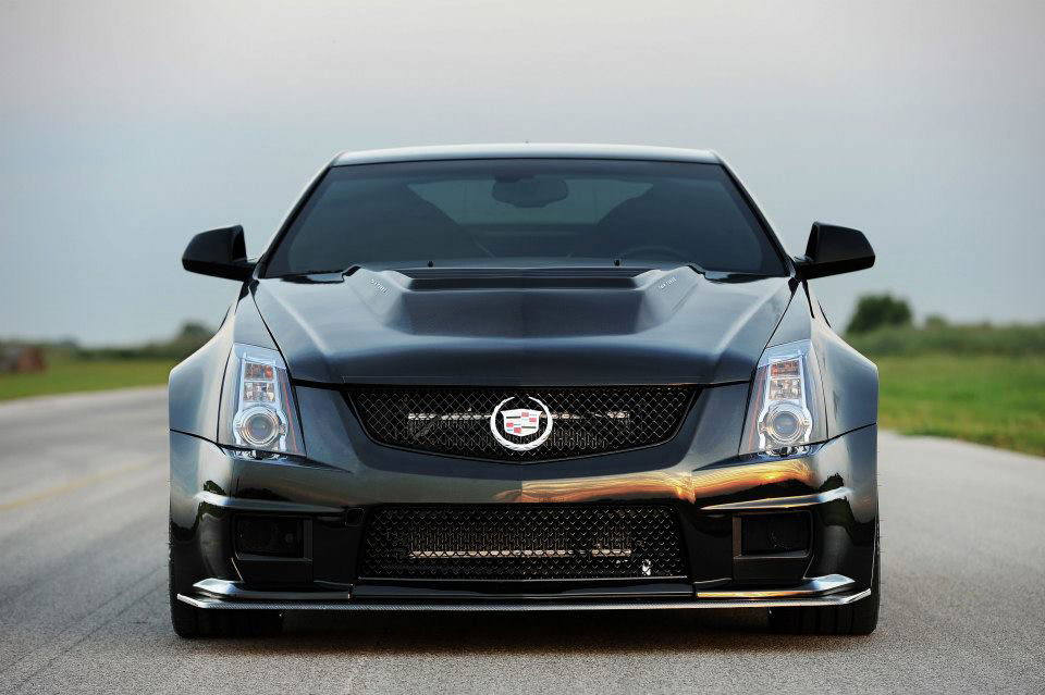 2013 Cadillac Cts-v Coupe #6