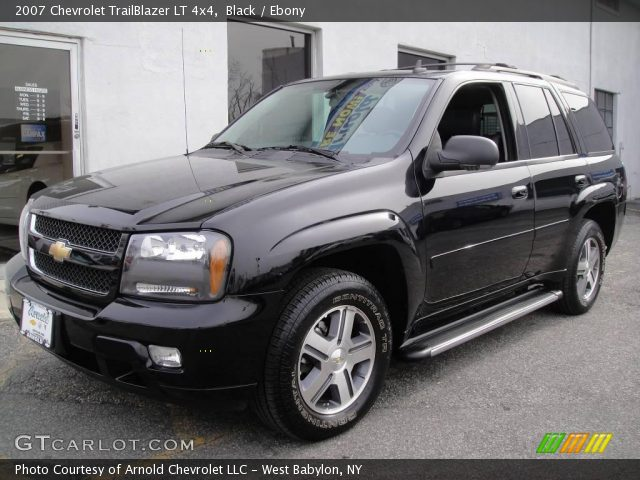 2007 Chevrolet Trailblazer #10
