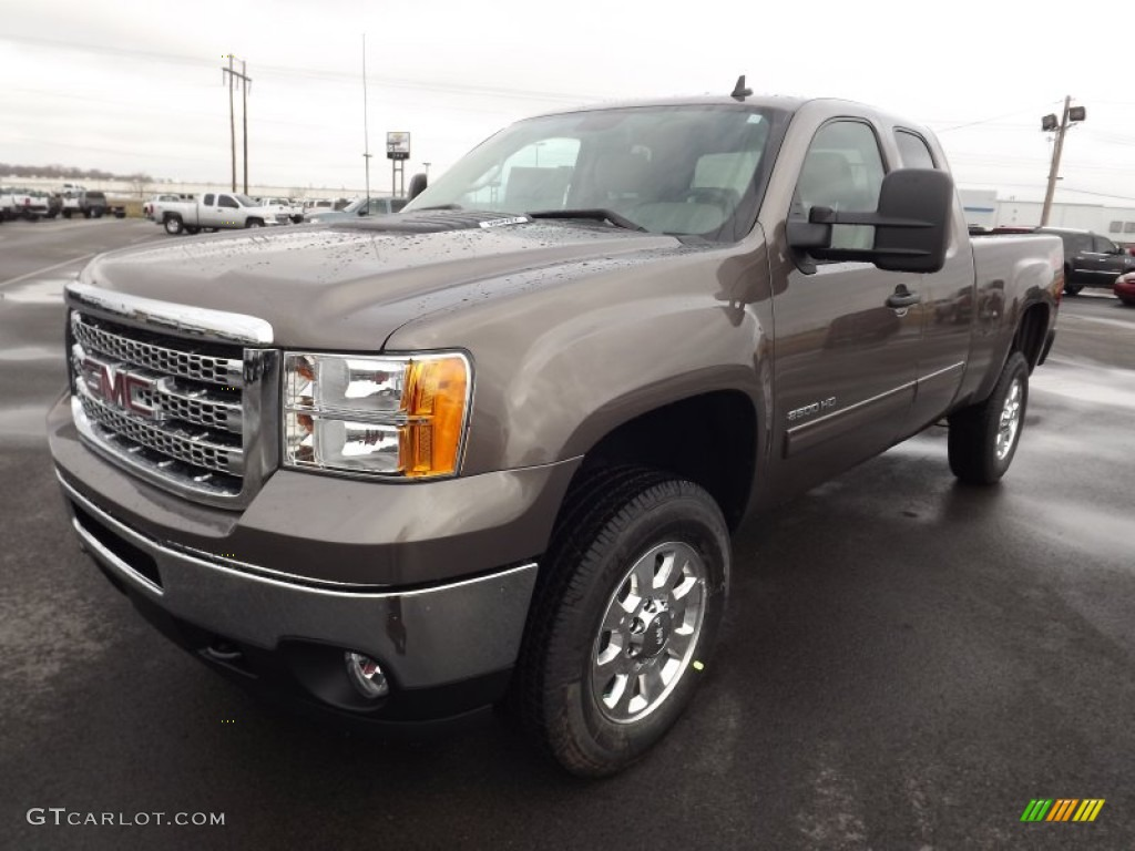 2013 GMC Sierra 2500hd #16