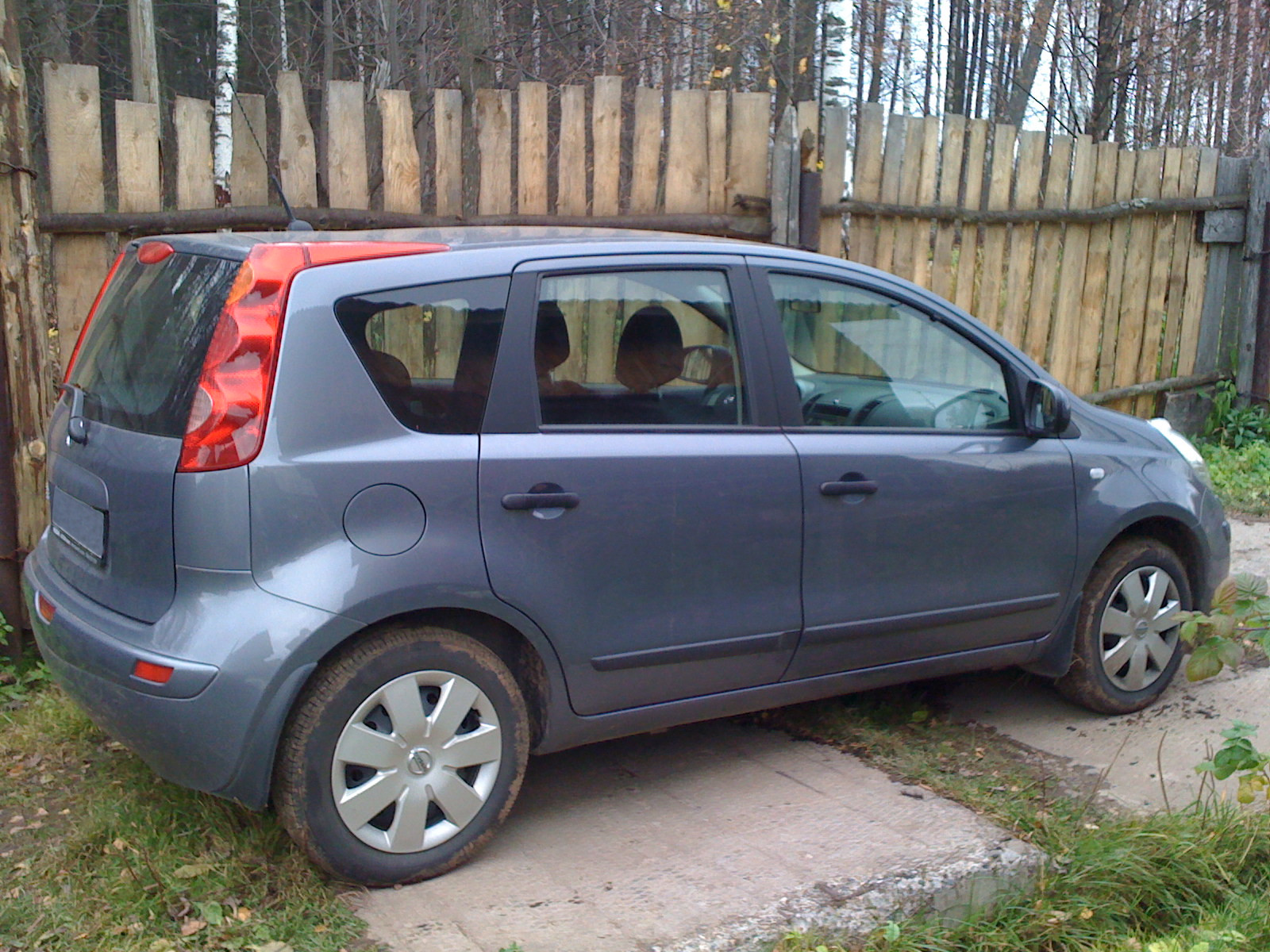 2009 Nissan Note #8