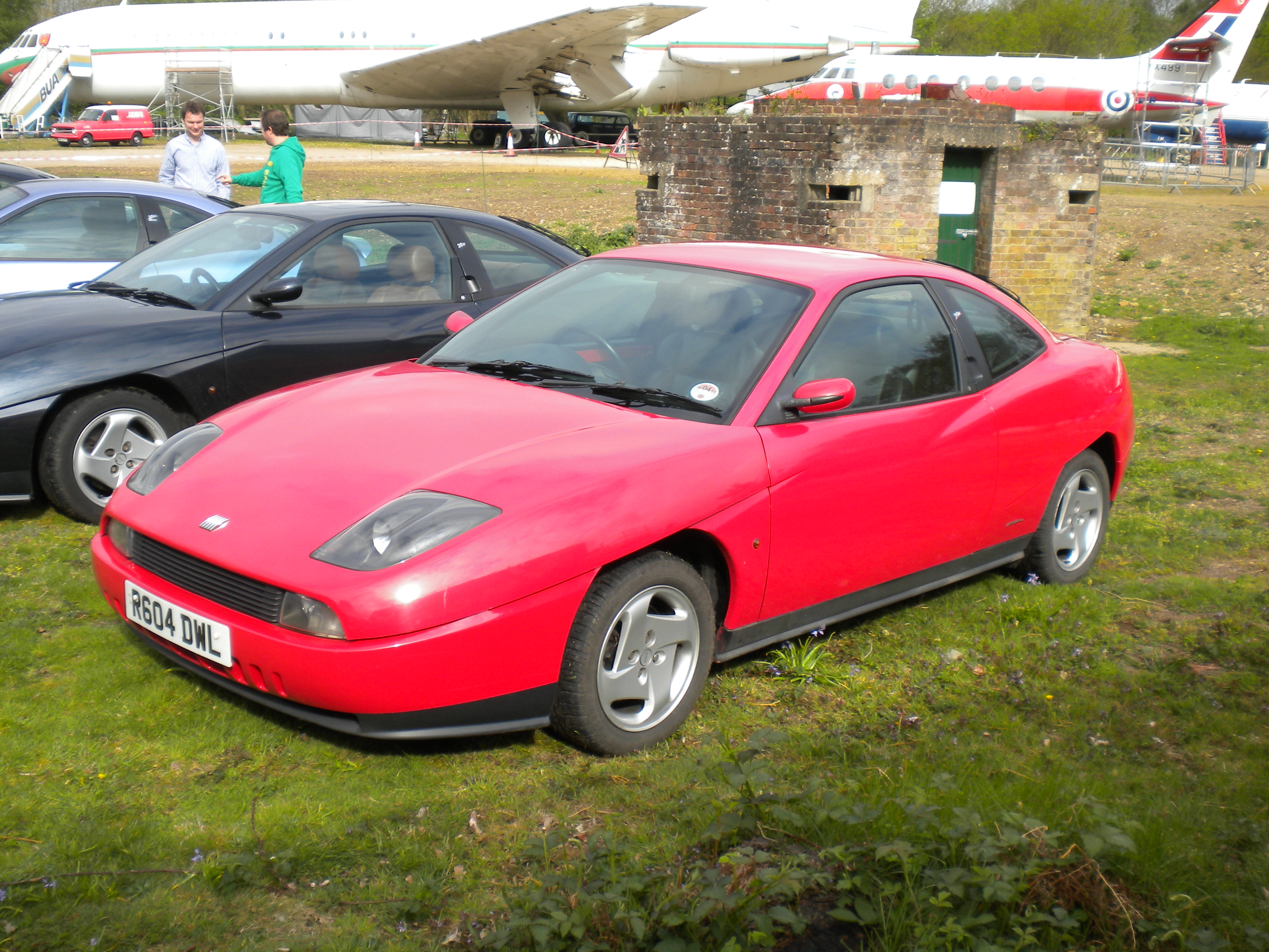 1996 Fiat Coupe #13