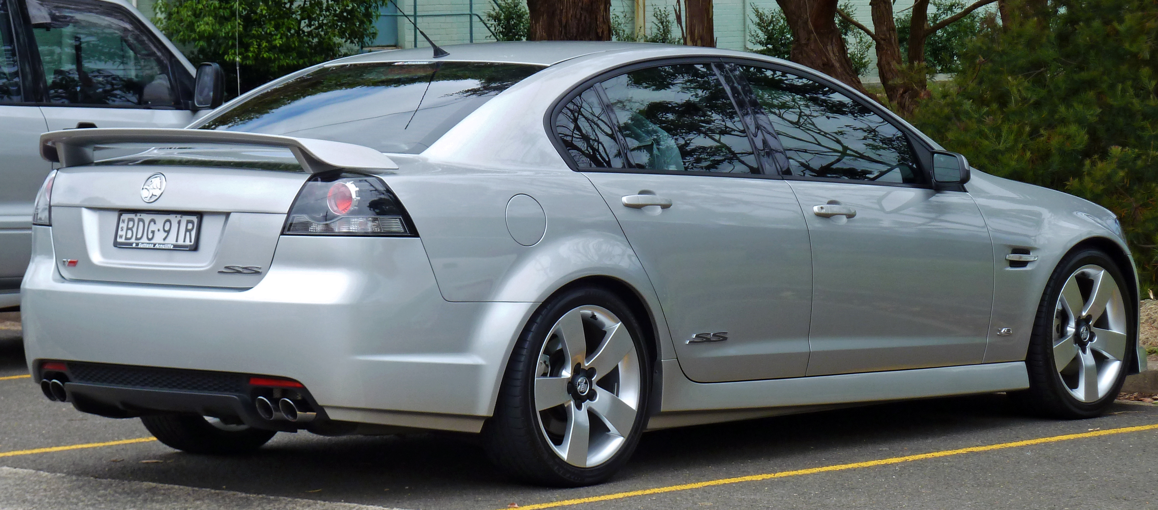 2009 Holden Commodore Photos Informations Articles