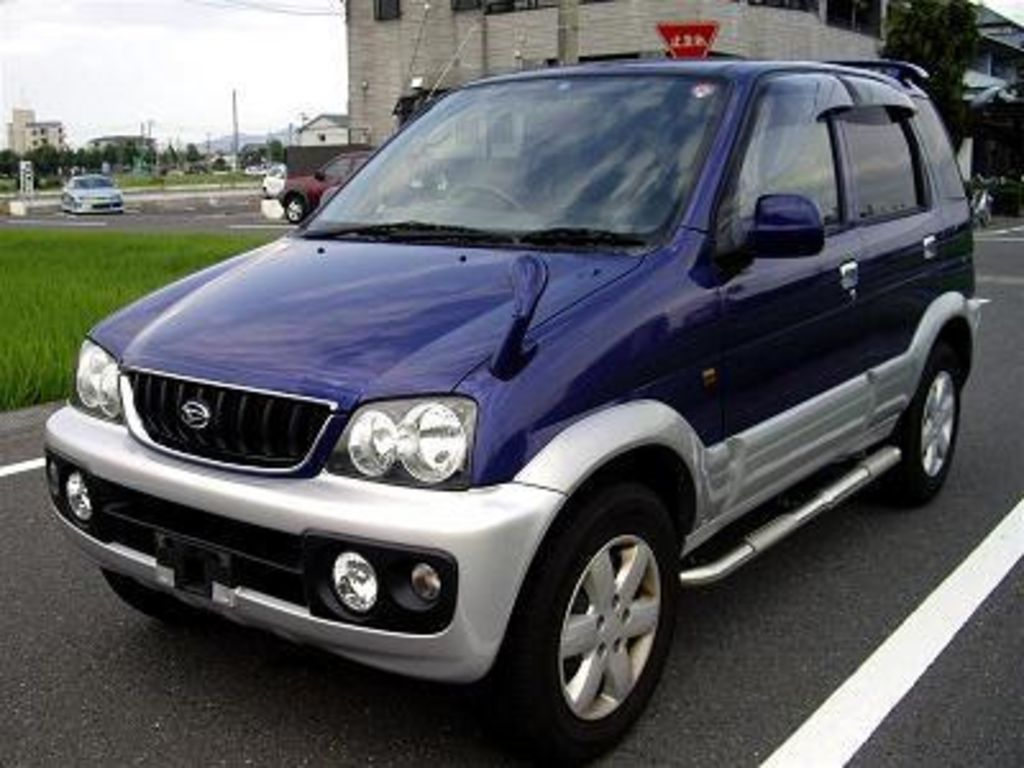 Daihatsu Terios 1997 Wiring Diagram Trusted Diagrams Free Of 2005 Sx Auto Electrical Work