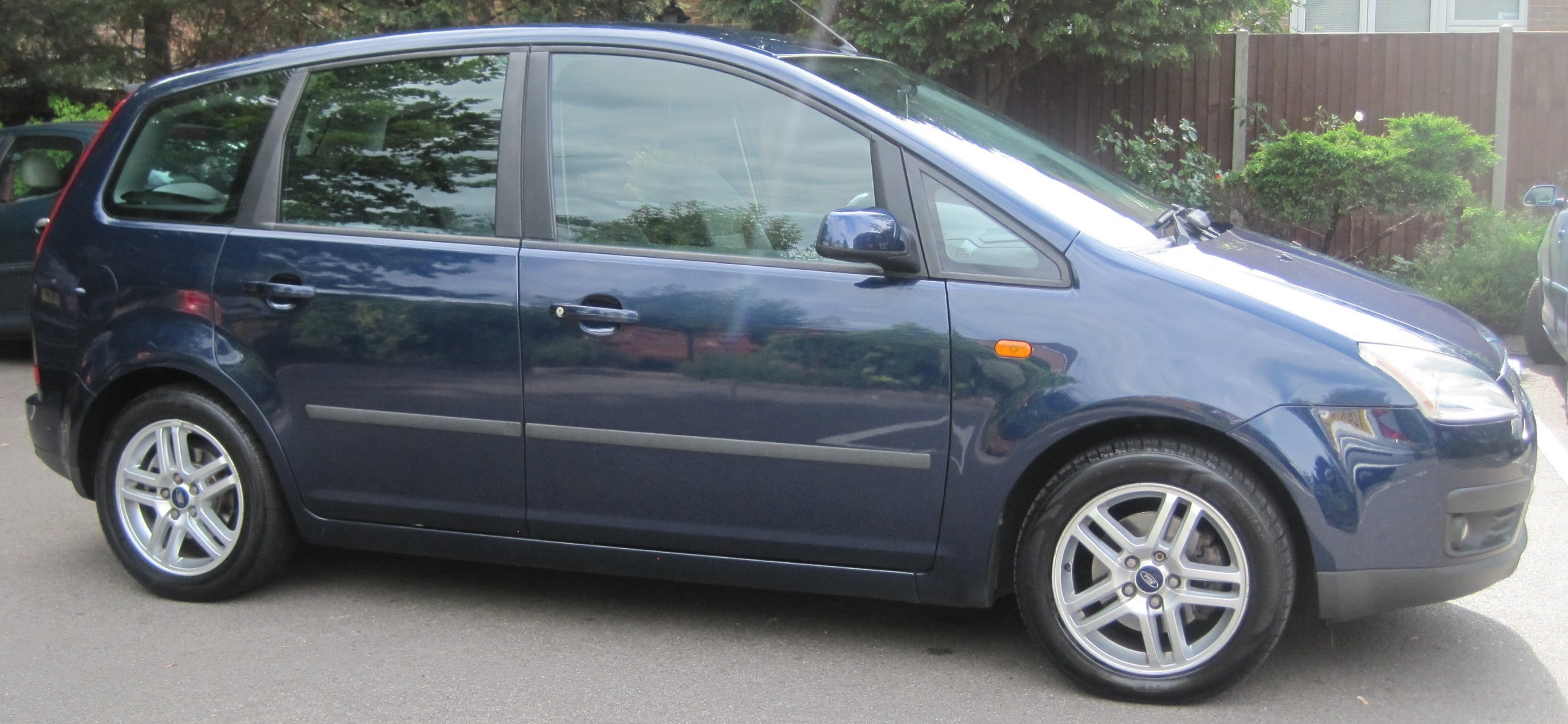 2004 Ford C-MAX #5